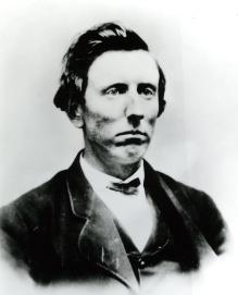 Joe McCoy, circa 1867