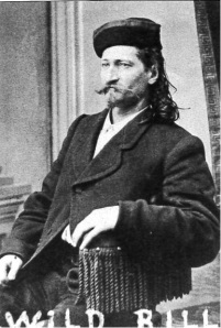 James Butler Hickok - Wild Bill