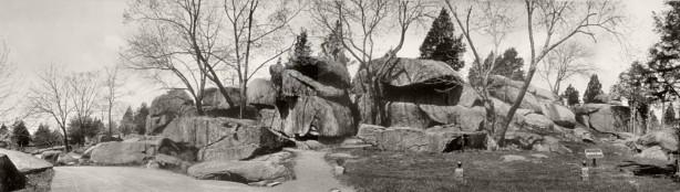 Devil's_Den_Gettysburg_1909