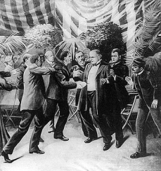 mckinley assassination