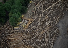 logging operation destroyed