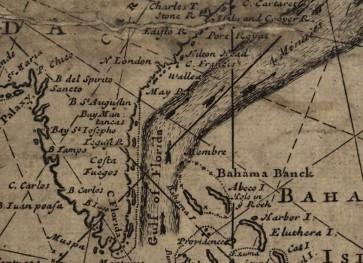 bahamas close-up original gulf stream