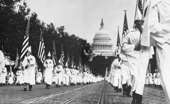Klan-march_DC-1925