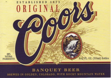 Coors banner