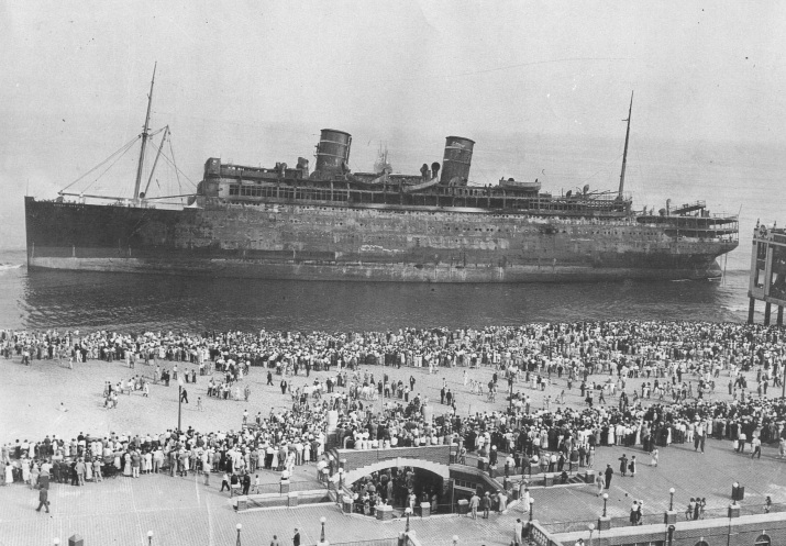 Dark Tourism And The Ss Morro Castle As A Visceral Seaside