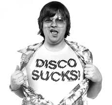 dahl disco sucks shirt