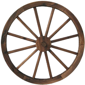 wagon-wheel