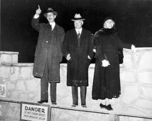 hoover at dam