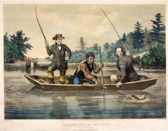 Tait-Catching_a_Trout_(1854)